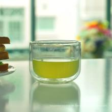 Fancy Tea Doppelwand Glas Tasse