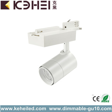 Aluminium Dimmable 35W LED Track Lights CE RoHS