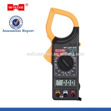 Pinza amperimétrica digital 266FT con prueba de temperatura con amperímetro de frecuencia