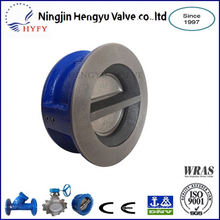Factory directly butterfly cast iron check valve