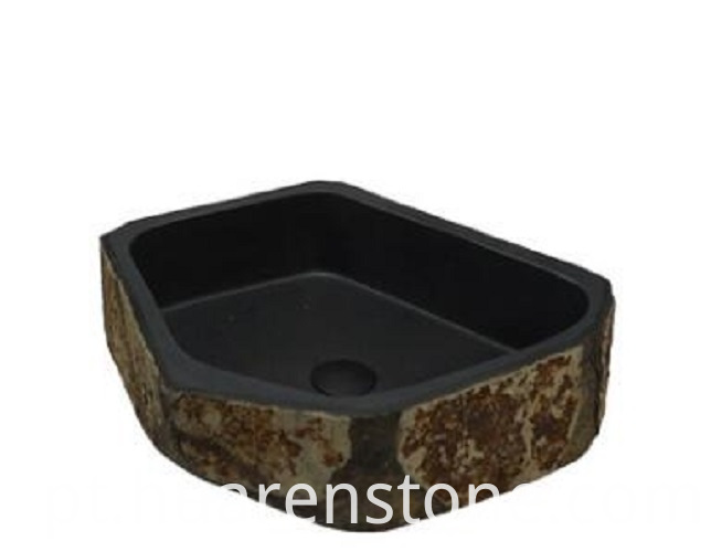 rock vessel sink