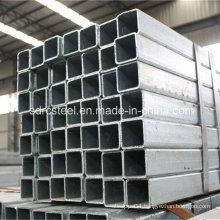 S235jr Hot-DIP Galvanized Square Steel Pipe