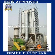ECOGRACE Industrial Filtro de bolsas para ciclones