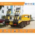 Dongfeng 6*4 22tons excavator platform transport truck