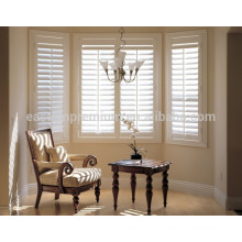 new design basswood plantation shutter louver