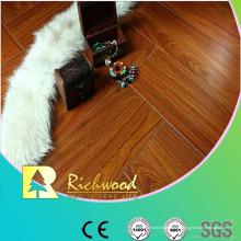 12.3 mm en relieve hickory cera encerada pisos Lamiante