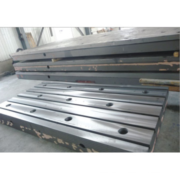 Cast Iron T-slot bed Plates for sale