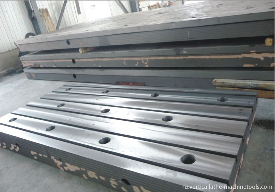 Surface plate cast iron