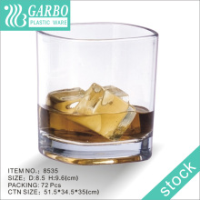 400ml Plastic Whisky Cup 8535