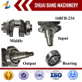 Low Price 190F Crankshaft Agricultural Machinery, Engine Crankshaft