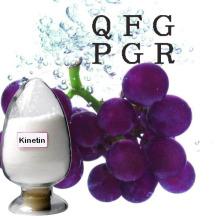 Promoteurs de croissance des plantes Kinetin (6-Furfurylaminopurine)