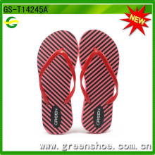 New Arrival Women EVA Flip Flop Slippers (GS-T14245A)