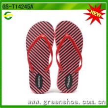 Новые тапочки для женщин EVA Flip Flop (GS-T14245A)
