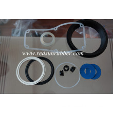 Heat-Resistant Food Grade Clear Silicone Gasket