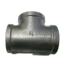 "1-1/2"" Equal Banded Galvanized Tee Malleable Iron Pipe Fittings"