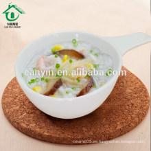 2015 Blanco uso diario a domicilio a granel barato platos de oliva
