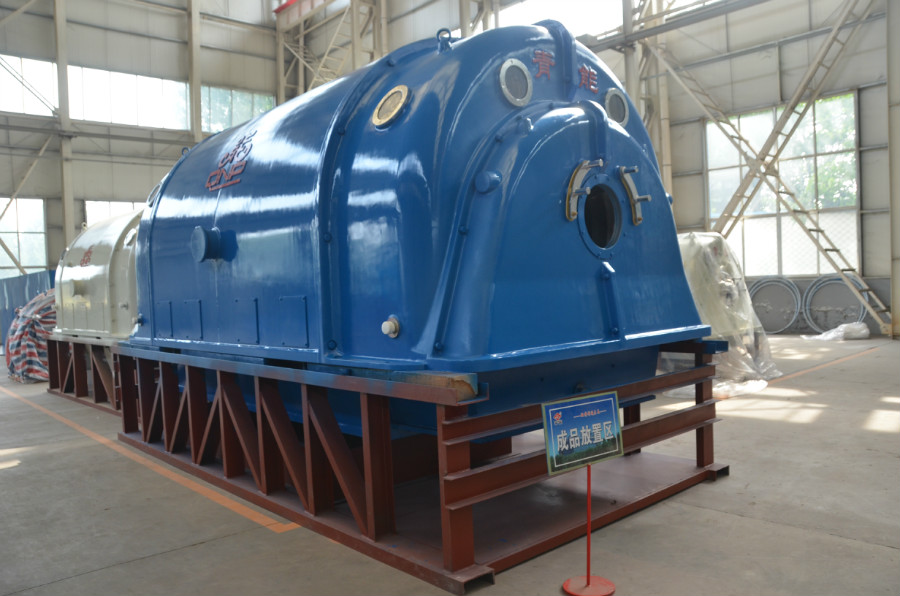Steam Turbine Generator 43
