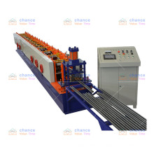 China ce standard pv solar bracket module frame panels stents roll forming machine