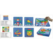 JQ 1106 New Art puzzles blocos para crianças DIY