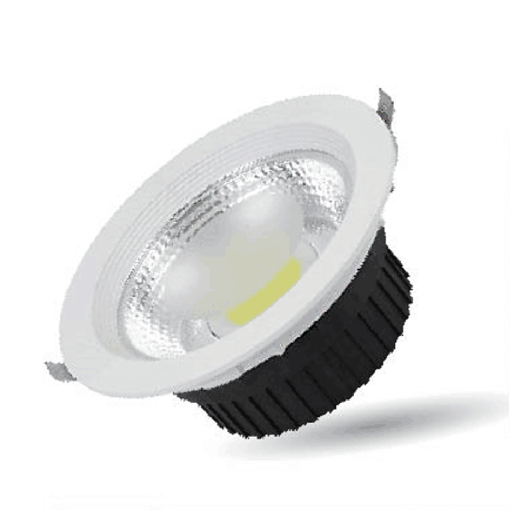 Die-castong Aluminum led downlight