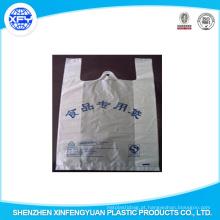 Hot Sale PE / PO / OPP / PP Cheap T-shirt Compras Saco de plástico