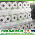 Manucafturer de rouleau de tissu non tissé de pp
