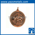 3D embossed medals sports