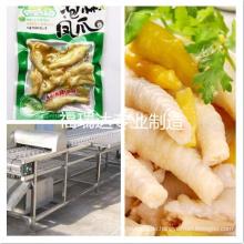 Geflügelschlachtung: Chicken Claw / Feet Schneidemaschine (Edelstahl)