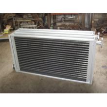 Intercambiador de calor de aire de aire a aire como condensador