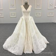 Vestido de noiva novos vestidos de casamento 2018 WT261
