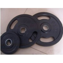 Gummi-Barbbell, Gewicht Hantel (USH-301)