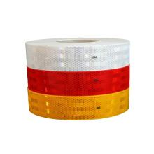Diamond Grade Crystal  Self Adhesive Retro PVC Reflective Safety Tape