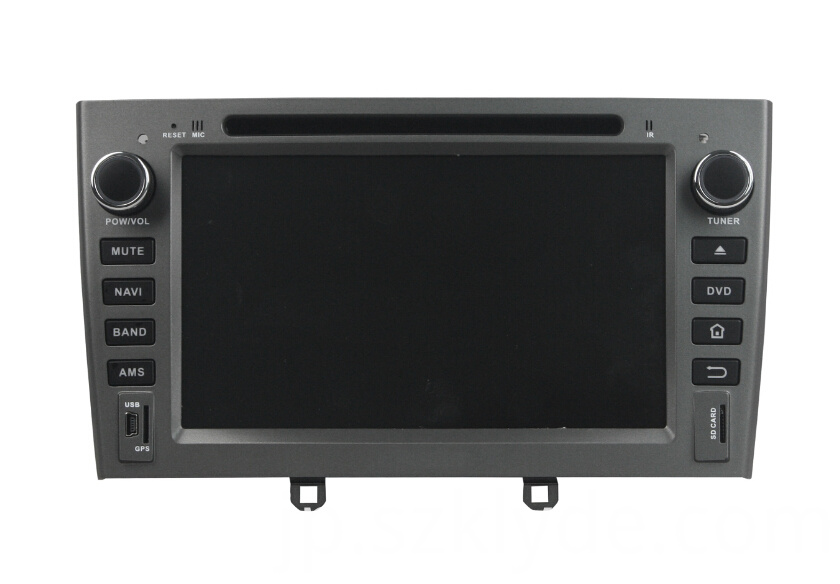 Car Multimedia Player For Peugeot PG 408 2007-2010