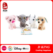 Yangzhou Factory Wholesale Plush Custom Stuffed Animals Toys Preço baixo
