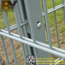 Twin Wire Fechten Doppel geschweißte Wire Mesh Zaun Panels
