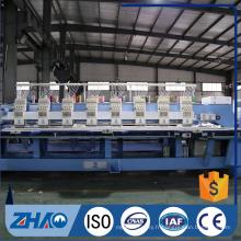 621 dispositif de cordage facile machine de broderie informatisée plate