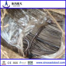 Electro galvanizado alambre