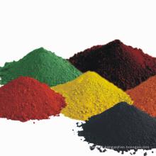 Óxido de hierro para cosmética