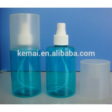 Plastic spray bottle with big cover