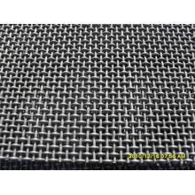 Высокоуглеродистой стальной гнутой проволоки ткань