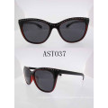 Модные женские очки для солнцезащитных очков со специальным храмом Ast037