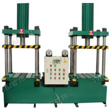 Четырехколонный гидравлический формовочный пресс (TT-SZ50T / MY)