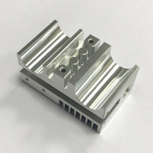 4 Axis CNC Milling Machining Aluminum Parts