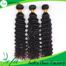 7A Grade Virgin Wave Hair Human Remy Hair Weft