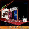 Falten und Recycling Fachwerk Display für Messe Messe Ausstellung