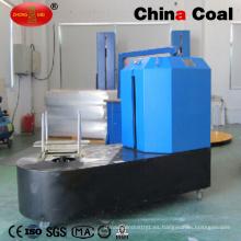 Máquina de empaquetado de la envoltura del equipaje del aeropuerto EL500