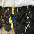 Plastic Coated Wiggle Wire for Double  Greenhouses