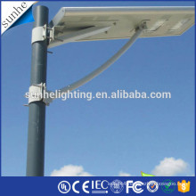 Hot sale china manufacturer all in one solar led street light with CE&ROHS ISO IP65 waterproof road lamps