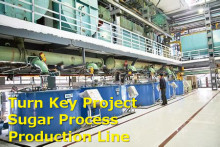 Sugar Beta Manufacturing Process Production Line