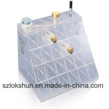 Hige Grade Acrylic Display Stands, Lipstick Promotional Display Racks